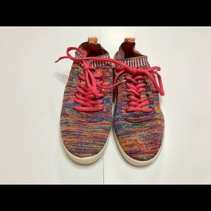 Cat & Jack Multi Color Sneakers!